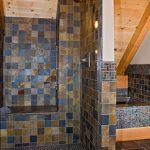 Earth Toned Blue Tiles for Bathrooms in Philadelphia PA