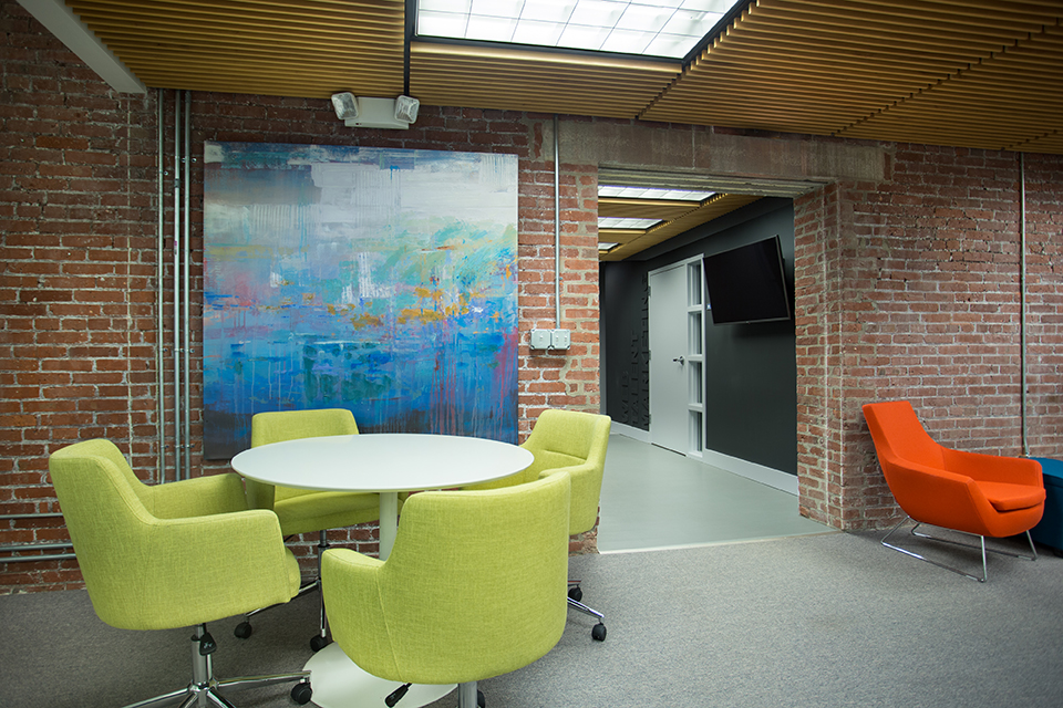 Commercial interior design office space planning in philadelphia henrietta heisler interiors inc